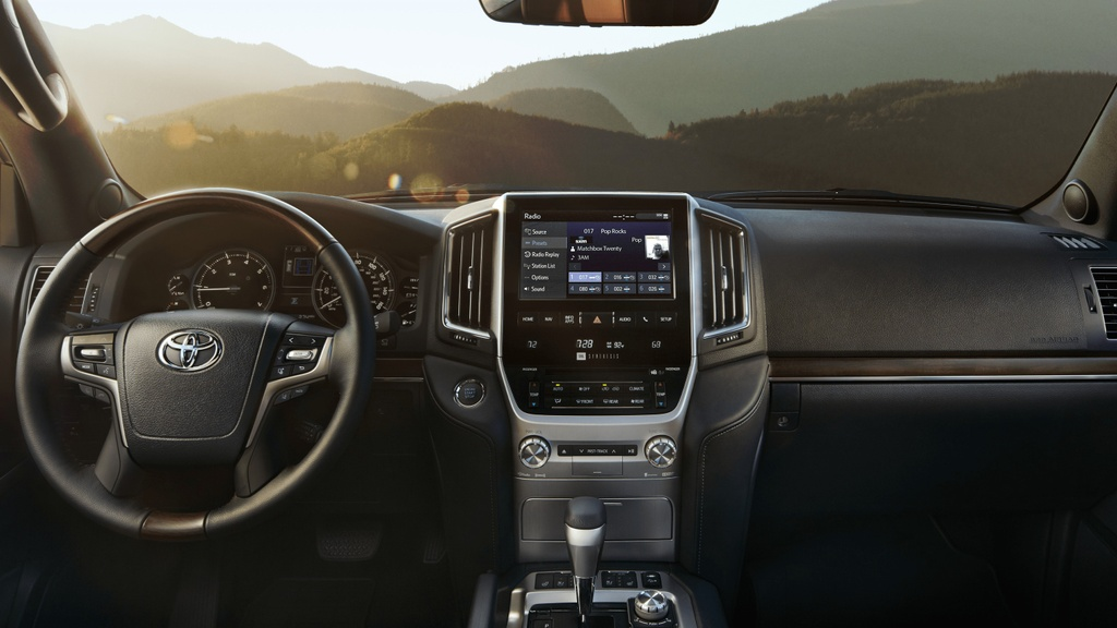Toyota Land Cruiser Heritage Edition 2021 ra mat anh 4