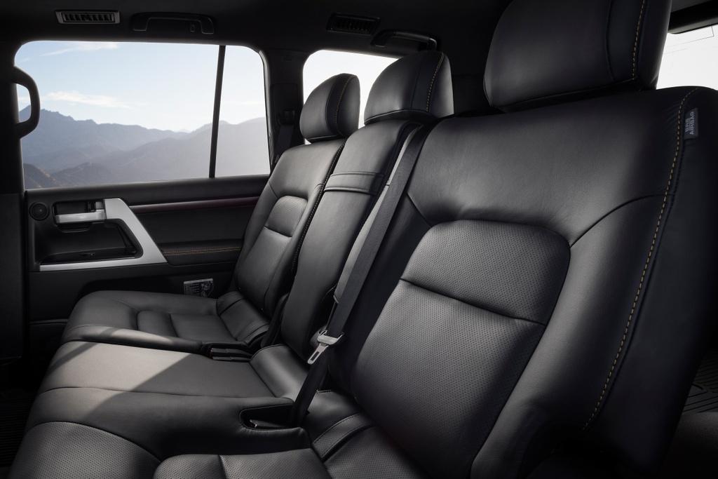 Toyota Land Cruiser Heritage Edition 2021 ra mat anh 5