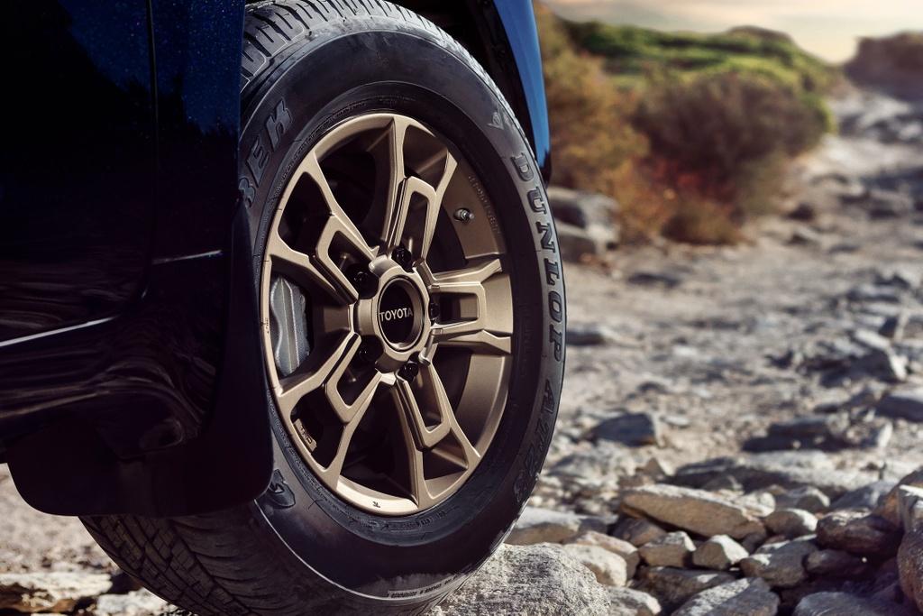 Toyota Land Cruiser Heritage Edition 2021 ra mat anh 3