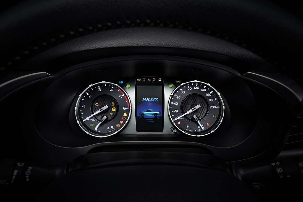 Toyota Hilux 2020 sap ra mat Malaysia anh 8