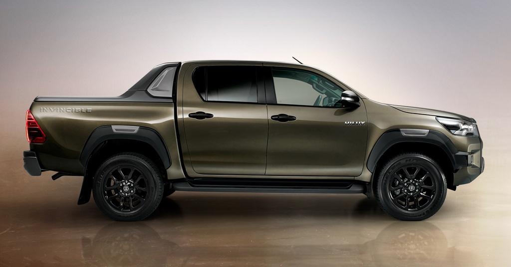 Toyota Hilux 2020 sap ra mat Malaysia anh 4
