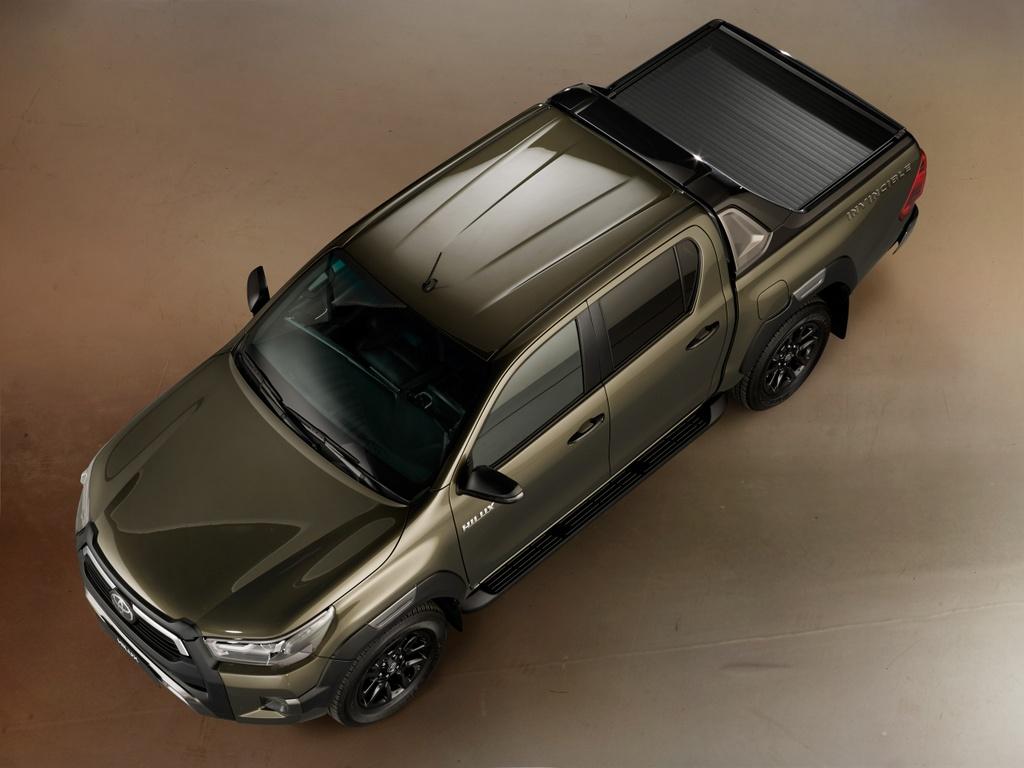 Toyota Hilux 2020 sap ra mat Malaysia anh 10
