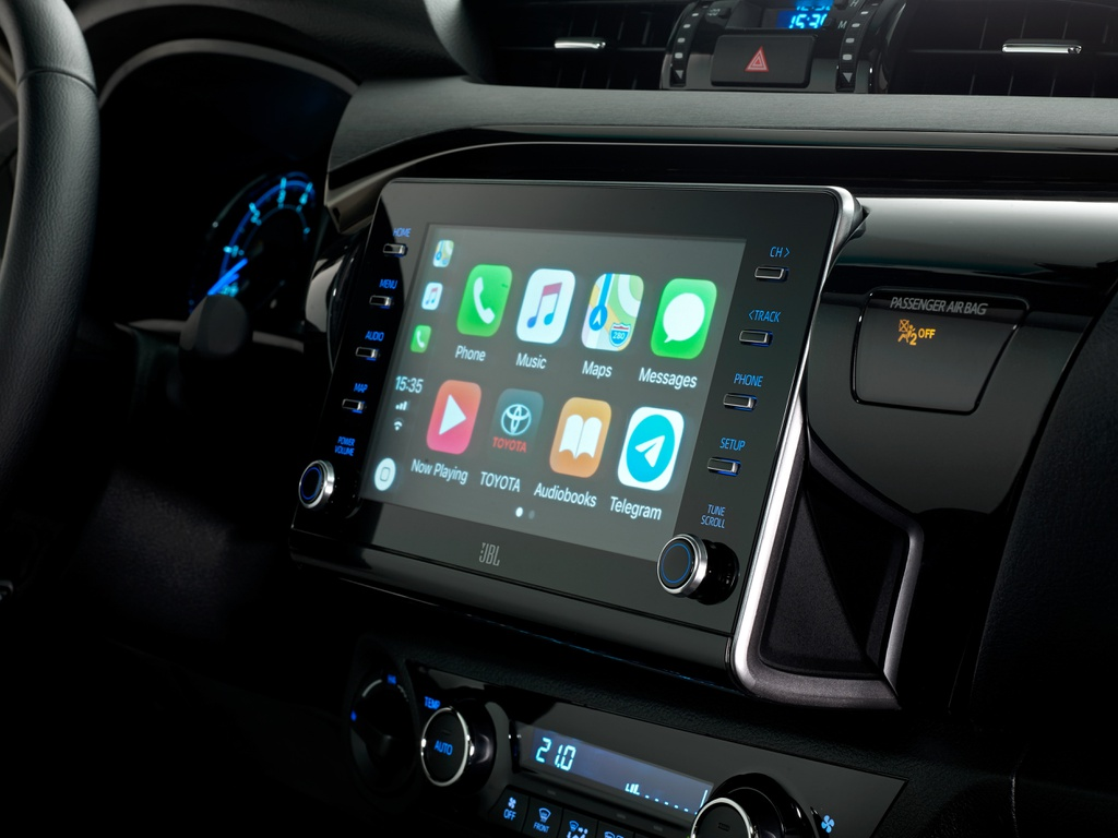Toyota Hilux 2020 sap ra mat Malaysia anh 6