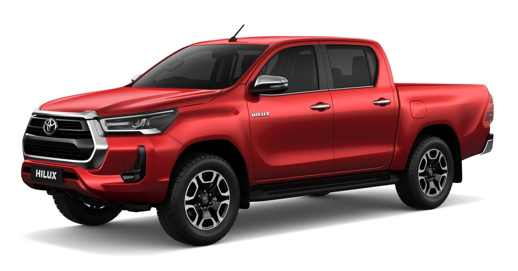Toyota Hilux 2020 sap ra mat Malaysia anh 1