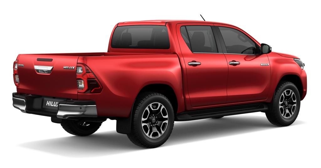 Toyota Hilux 2020 sap ra mat Malaysia anh 3