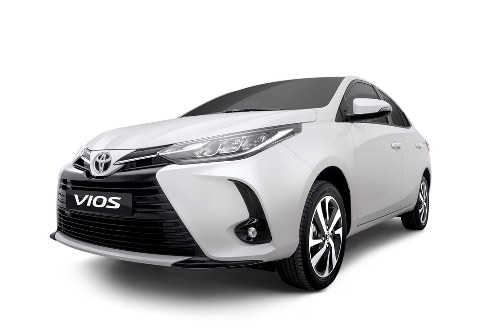 Chi tiet Toyota Vios 2021 anh 1