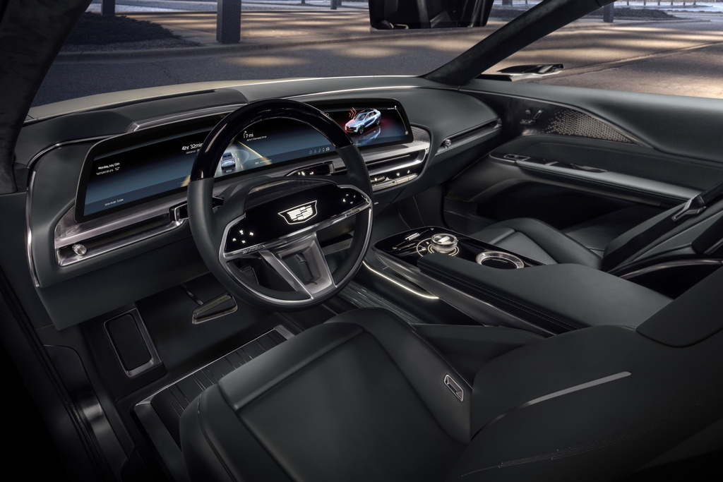 Cadillac ra mat SUV dien anh 10