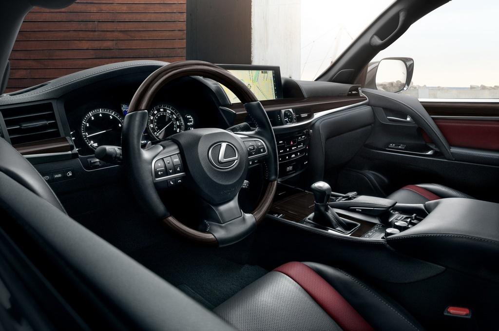 Lexus LX 570 2021 ra mat anh 6