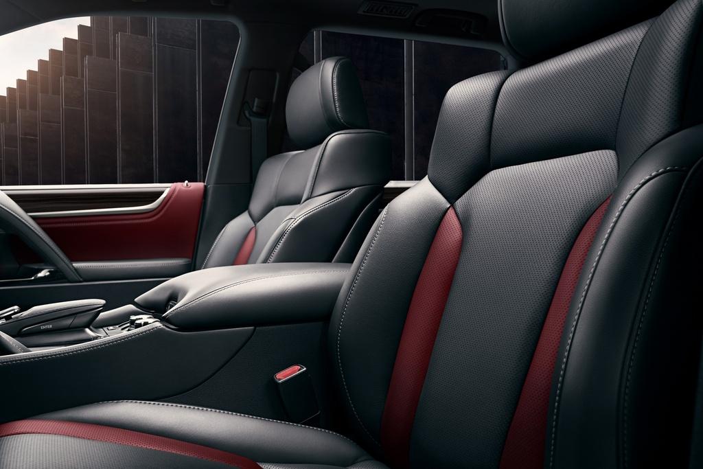 Lexus LX 570 2021 ra mat anh 5