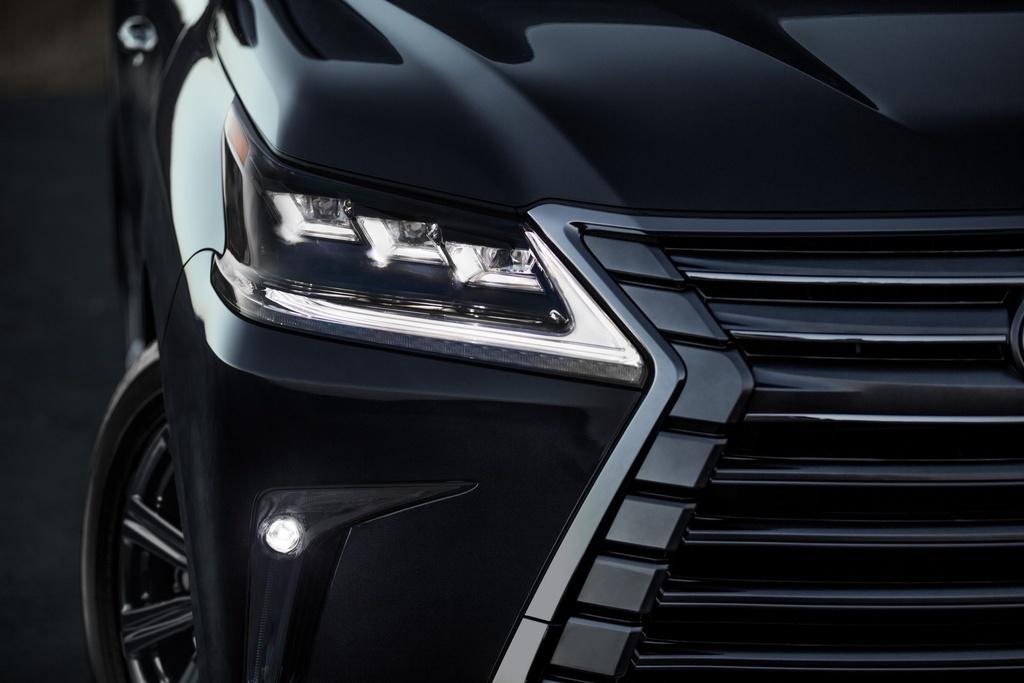 Lexus LX 570 2021 ra mat anh 3