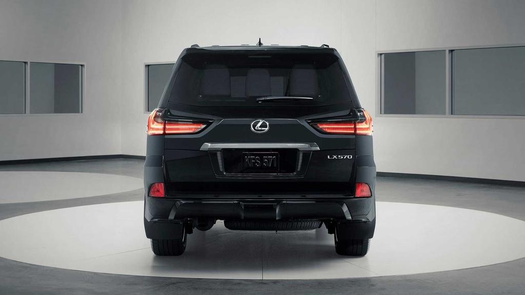 Lexus LX 570 2021 ra mat anh 9