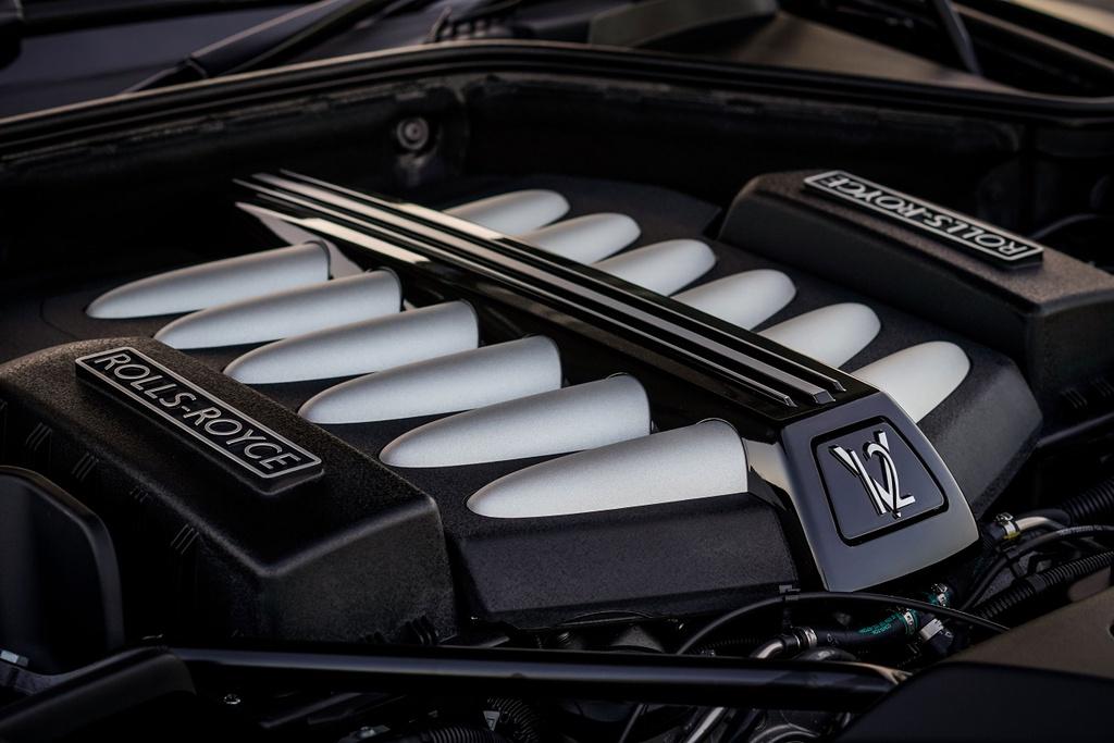 Chi tiet Rolls-Royce Wraith Eagle VIII tai Malaysia anh 10