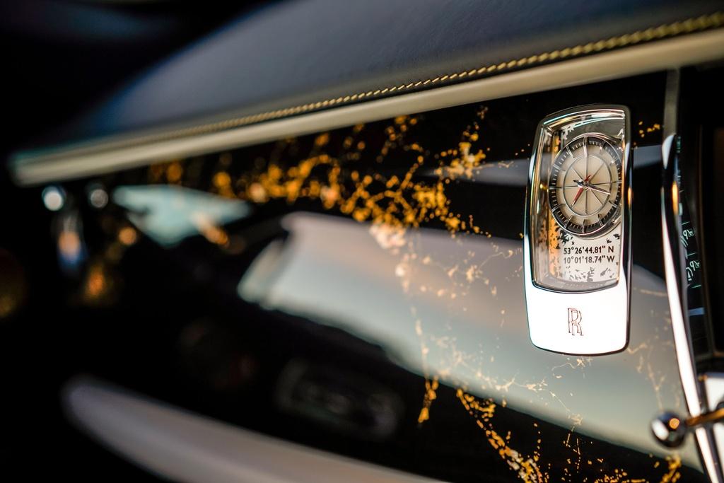 Chi tiet Rolls-Royce Wraith Eagle VIII tai Malaysia anh 7