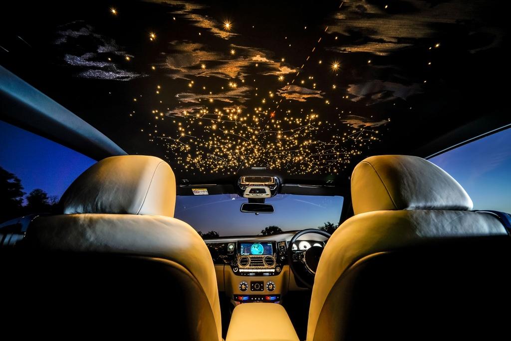 Chi tiet Rolls-Royce Wraith Eagle VIII tai Malaysia anh 6