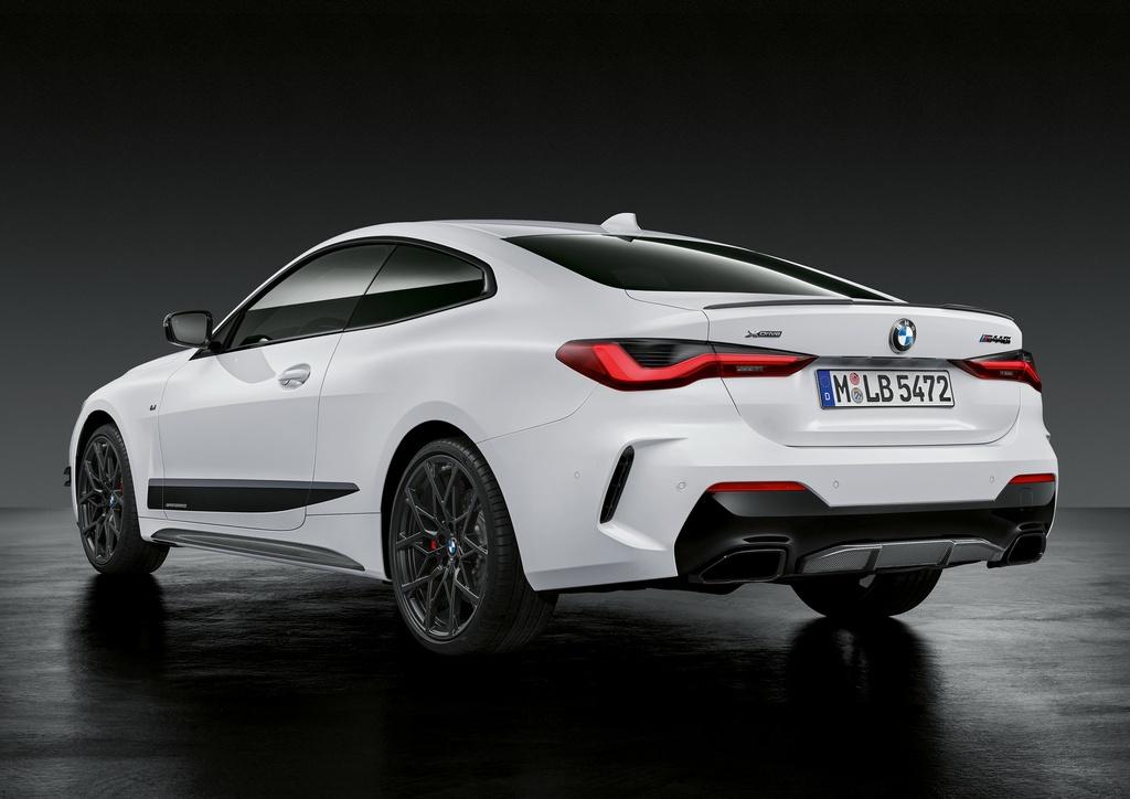 BMW 4-Series 2021 ra mat Australia anh 7