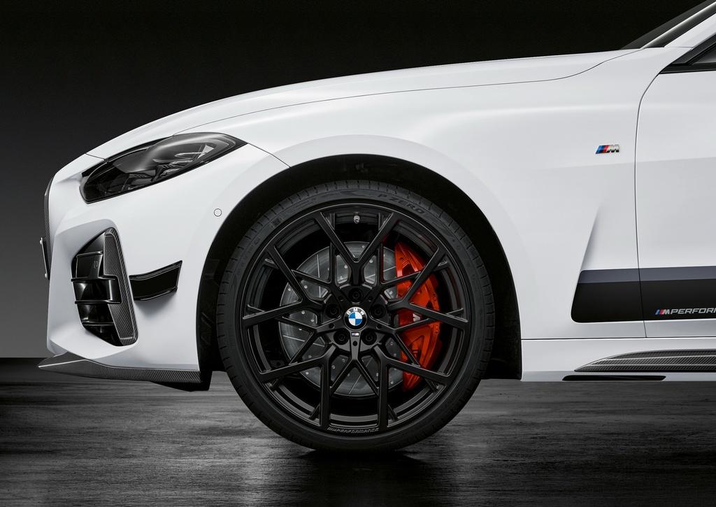 BMW 4-Series 2021 ra mat Australia anh 8