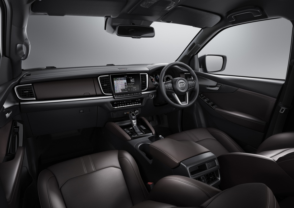 Mazda BT-50 2021 ra mat anh 6