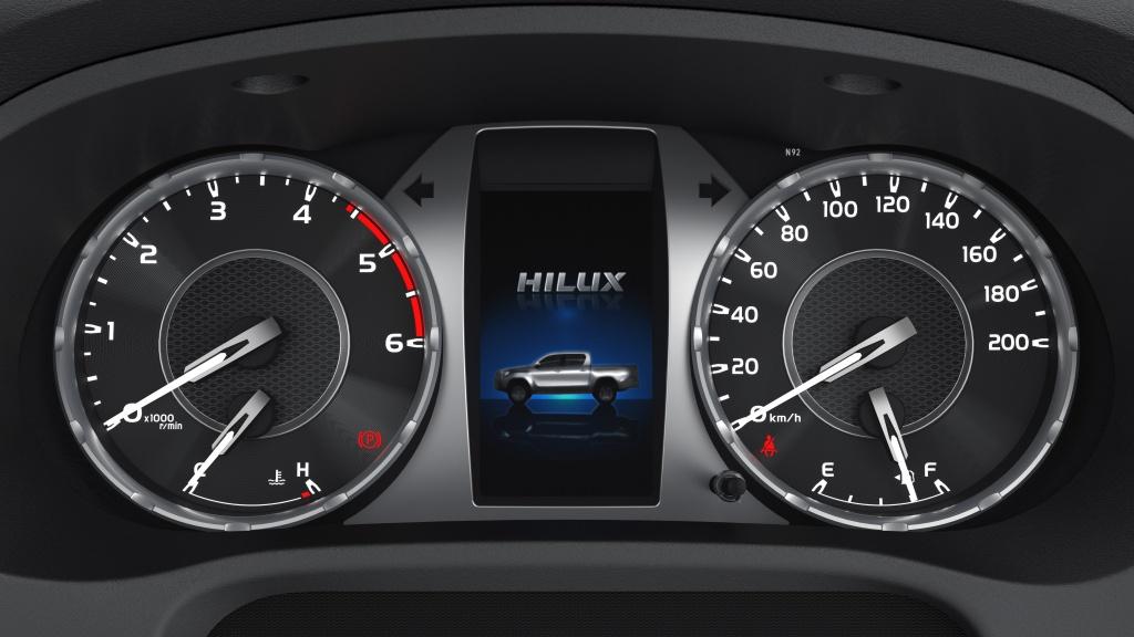 Toyota Hilux 2020 ra mat Australia anh 8