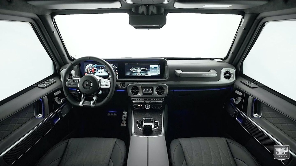 Mercedes-AMG G 63 VIP Limo ra mat anh 4