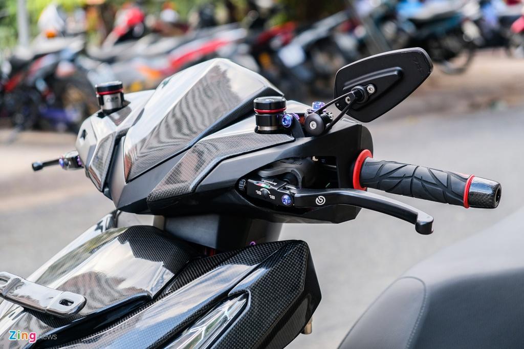 Honda Vario doi cu do 200 trieu anh 8