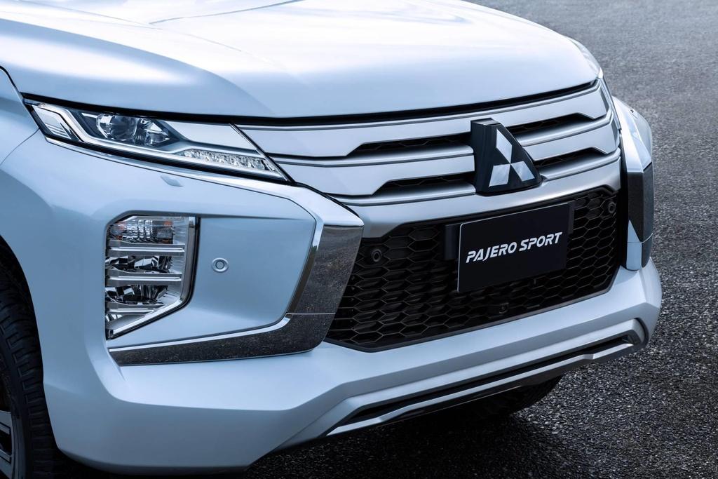 Mitsubishi Pajero Sport GT-PLUS ra mat Thai Lan anh 7