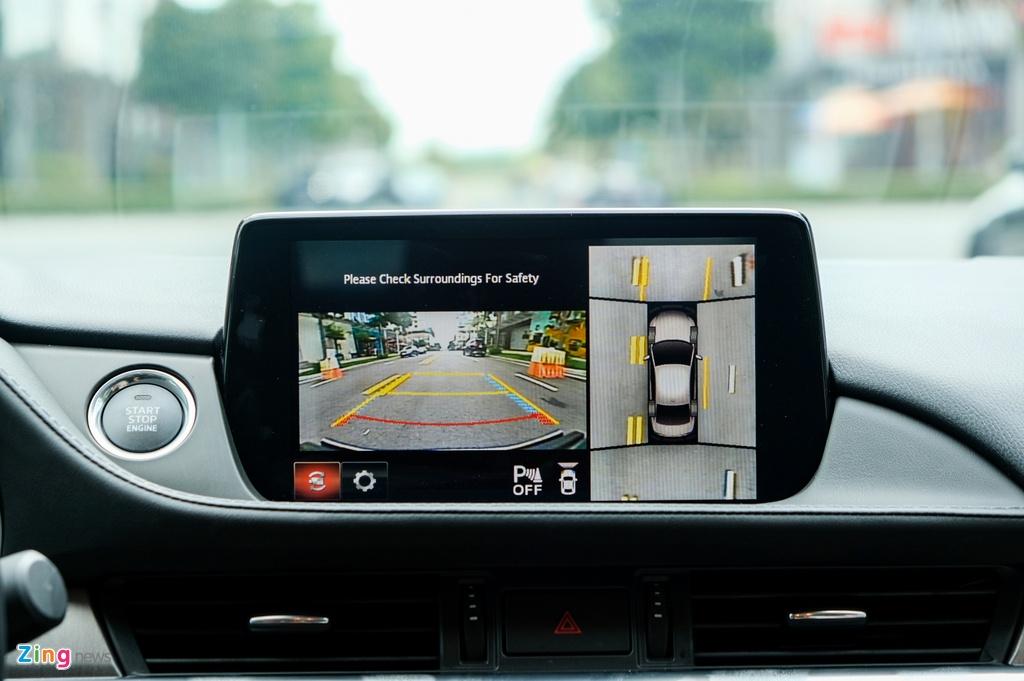 Chi tiet Mazda6 2.0L Premium 2020 anh 18