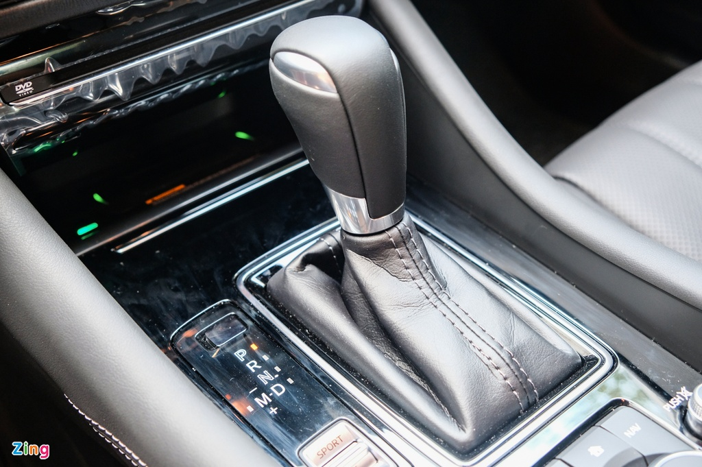 Chi tiet Mazda6 2.0L Premium 2020 anh 19
