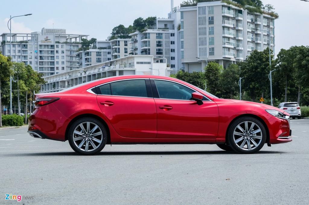 Chi tiet Mazda6 2.0L Premium 2020 anh 3