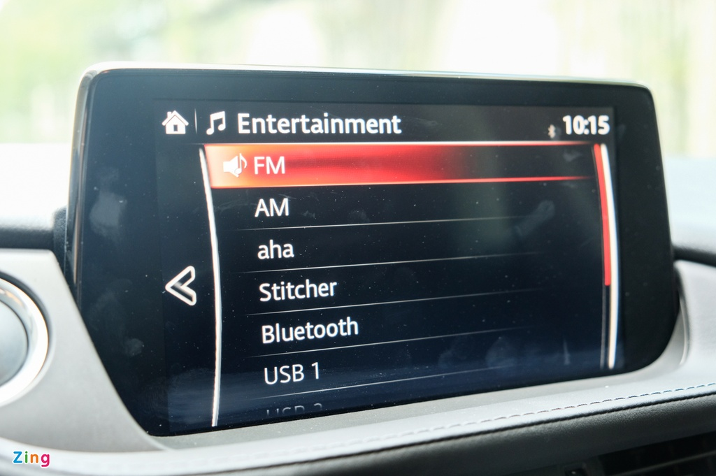 Chi tiet Mazda6 2.0L Premium 2020 anh 15