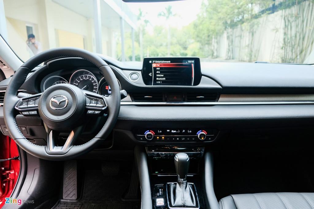 Chi tiet Mazda6 2.0L Premium 2020 anh 9