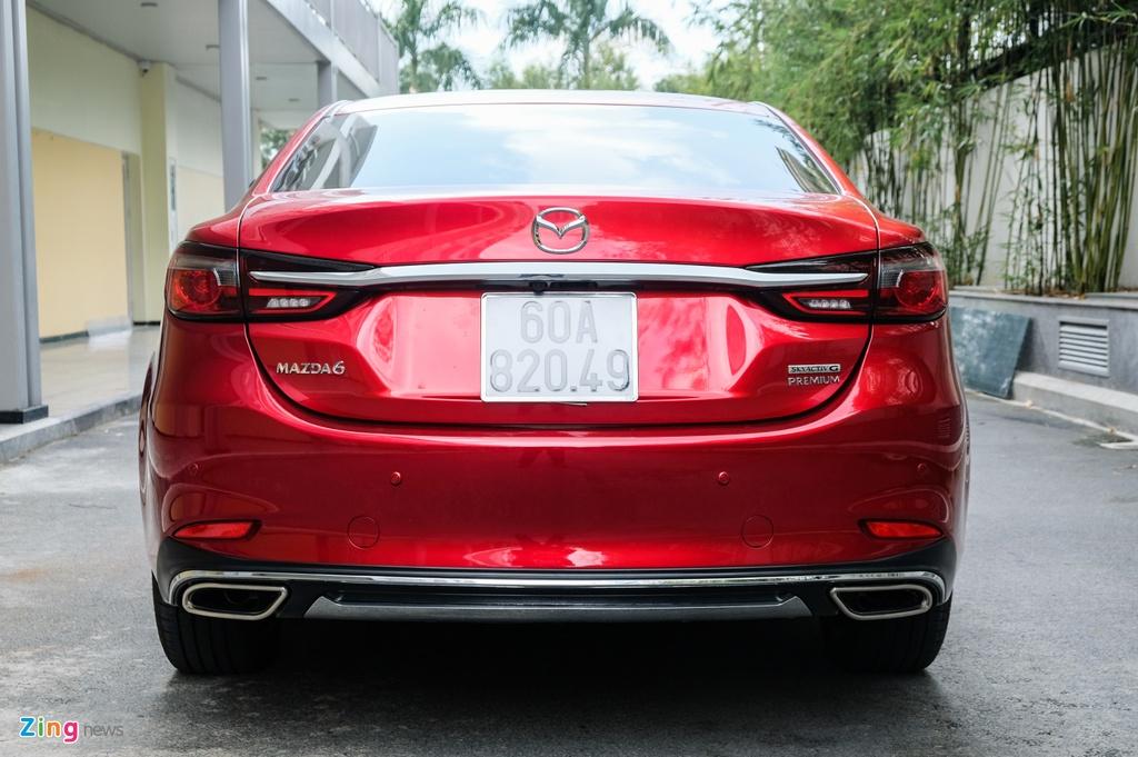Chi tiet Mazda6 2.0L Premium 2020 anh 6