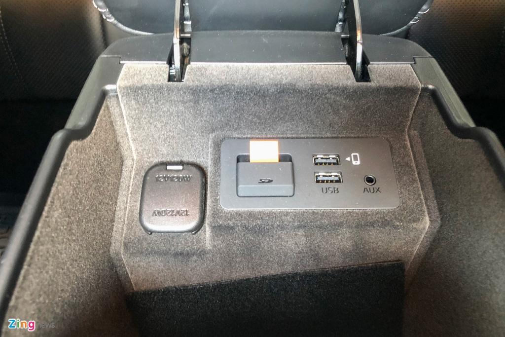 Chi tiet Mazda6 2.0L Premium 2020 anh 16