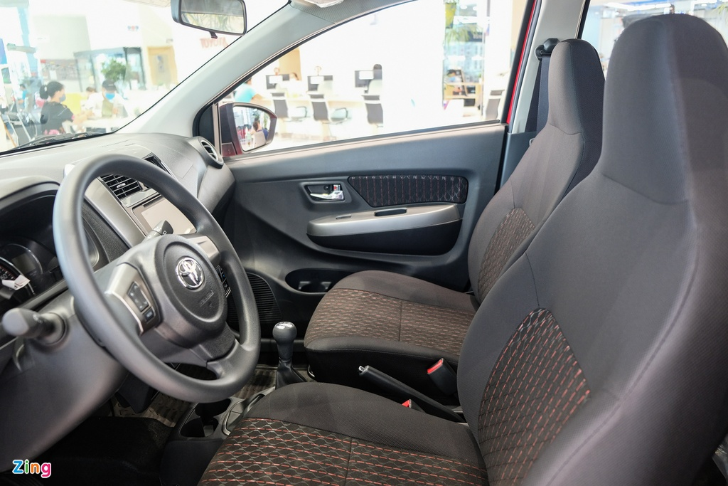 Chi tiet Toyota Wigo 2020 tai Viet Nam anh 8