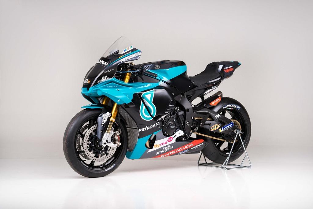 Ban sao xe dua MotoGP ra mat anh 6