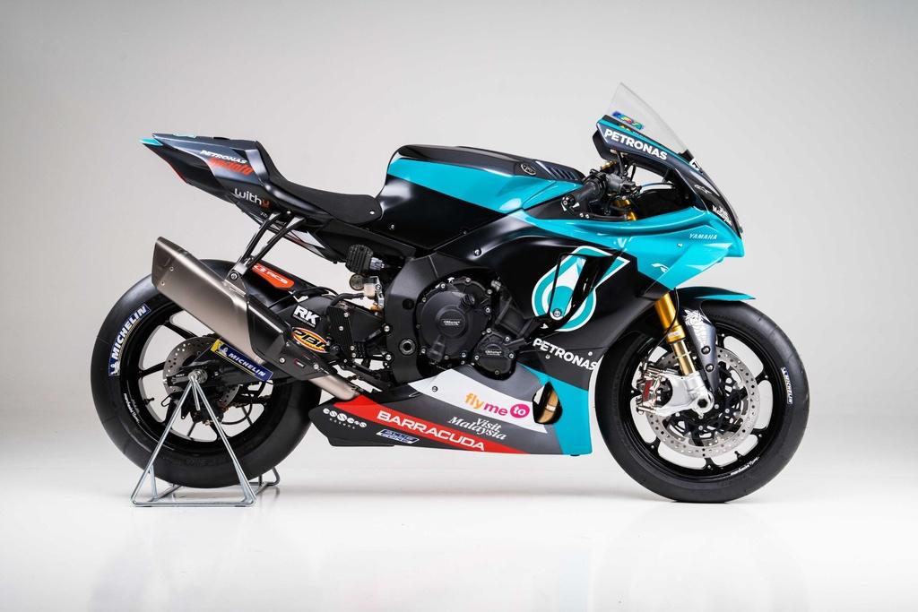 Ban sao xe dua MotoGP ra mat anh 5