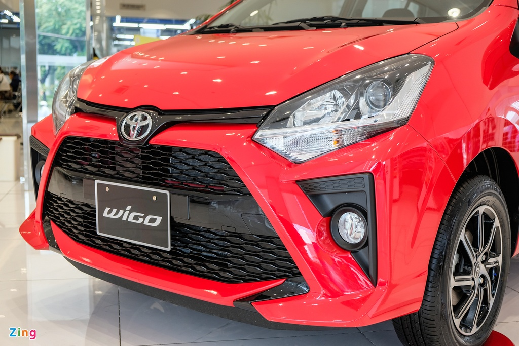 Chi tiet Toyota Wigo 2020 tai Viet Nam anh 13