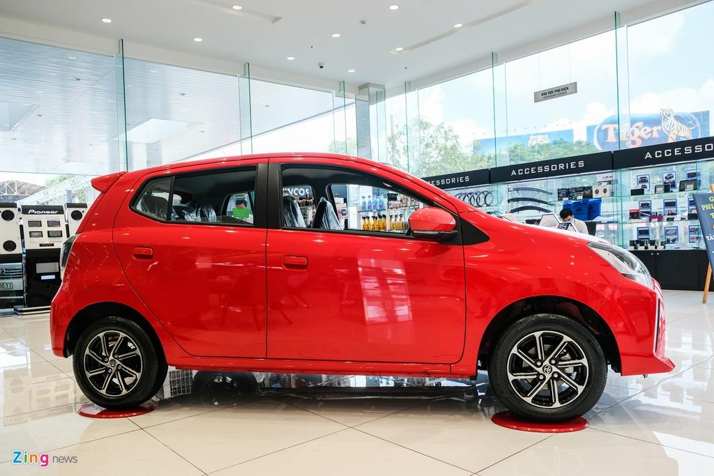 Chi tiet Toyota Wigo 2020 tai Viet Nam anh 3