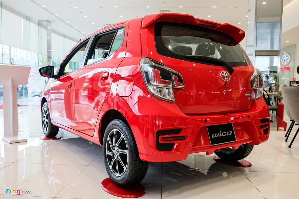 Chi tiet Toyota Wigo 2020 tai Viet Nam anh 14