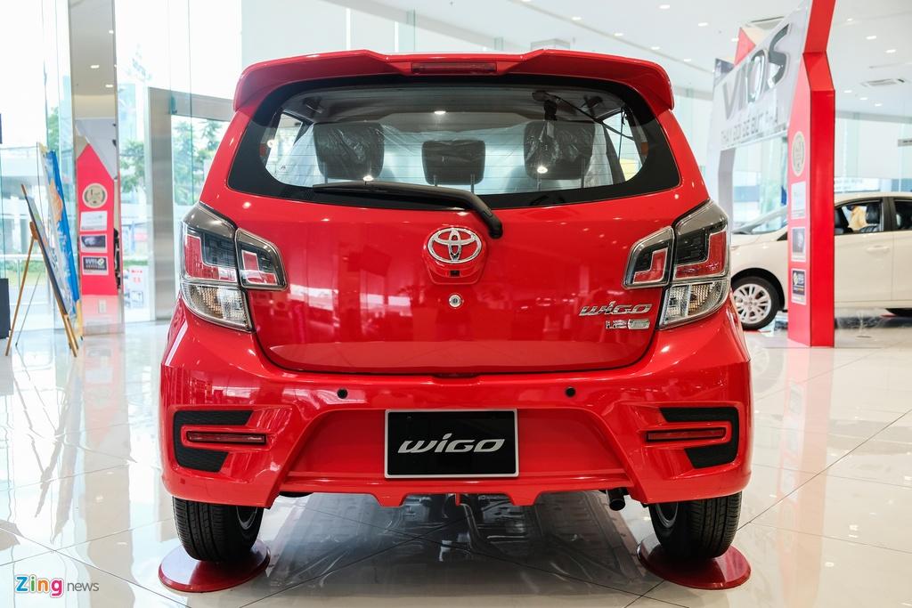 Chi tiet Toyota Wigo 2020 tai Viet Nam anh 2