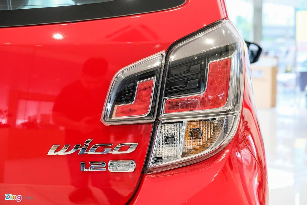 Chi tiet Toyota Wigo 2020 tai Viet Nam anh 5