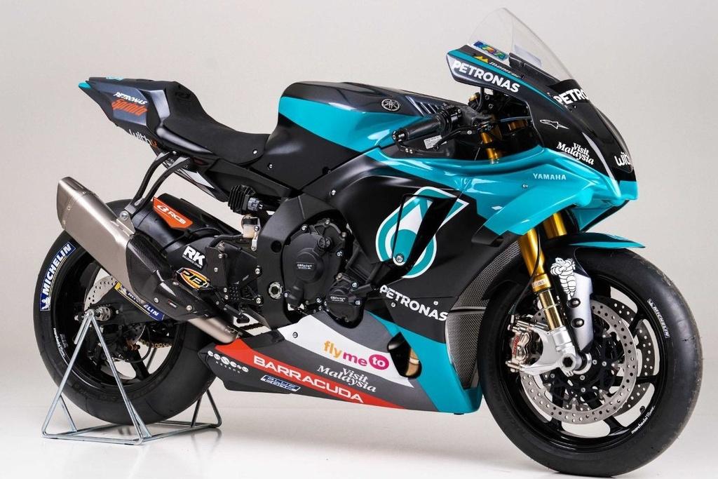 Ban sao xe dua MotoGP ra mat anh 3