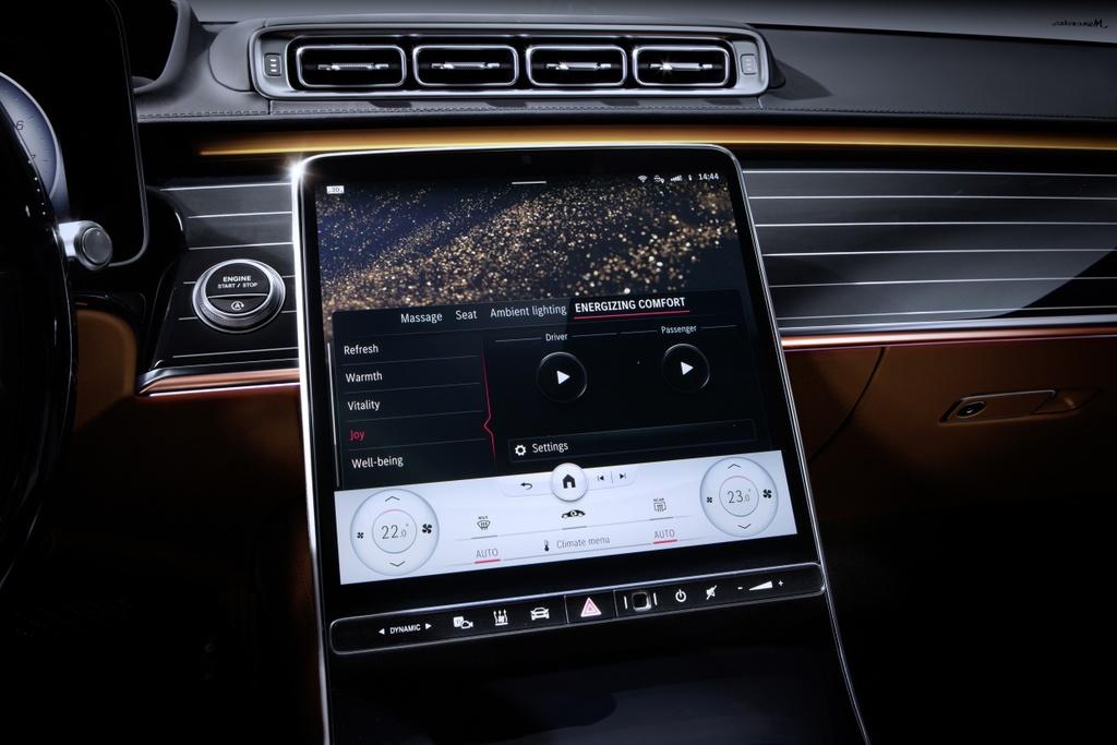 Mercedes-Benz S-Class ra mat anh 7
