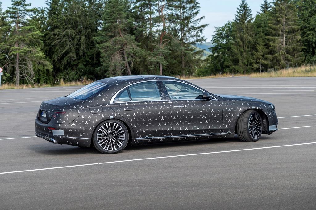 Mercedes-Benz S-Class ra mat anh 2