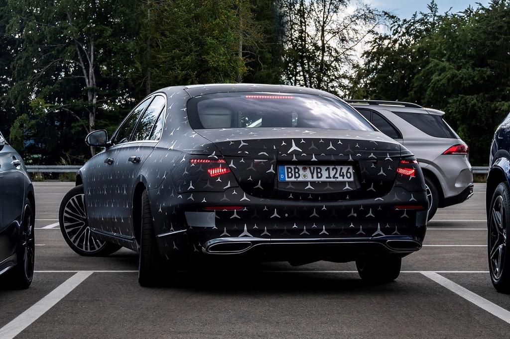 Mercedes-Benz S-Class ra mat anh 3