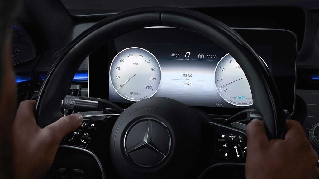 Mercedes-Benz S-Class ra mat anh 9