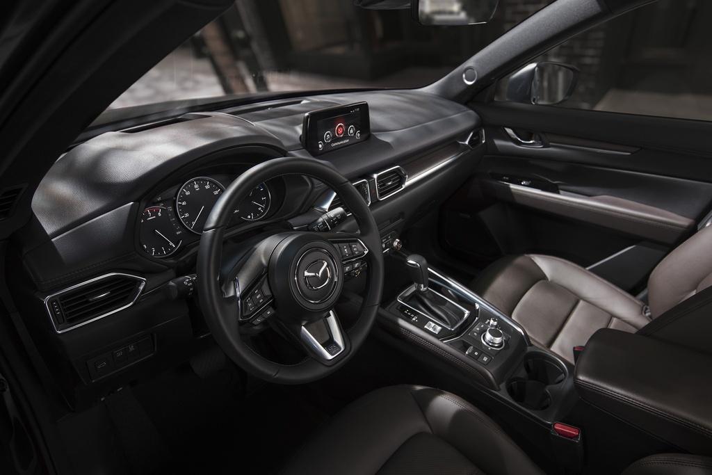 Mazda CX-5 2021 ra mat anh 4