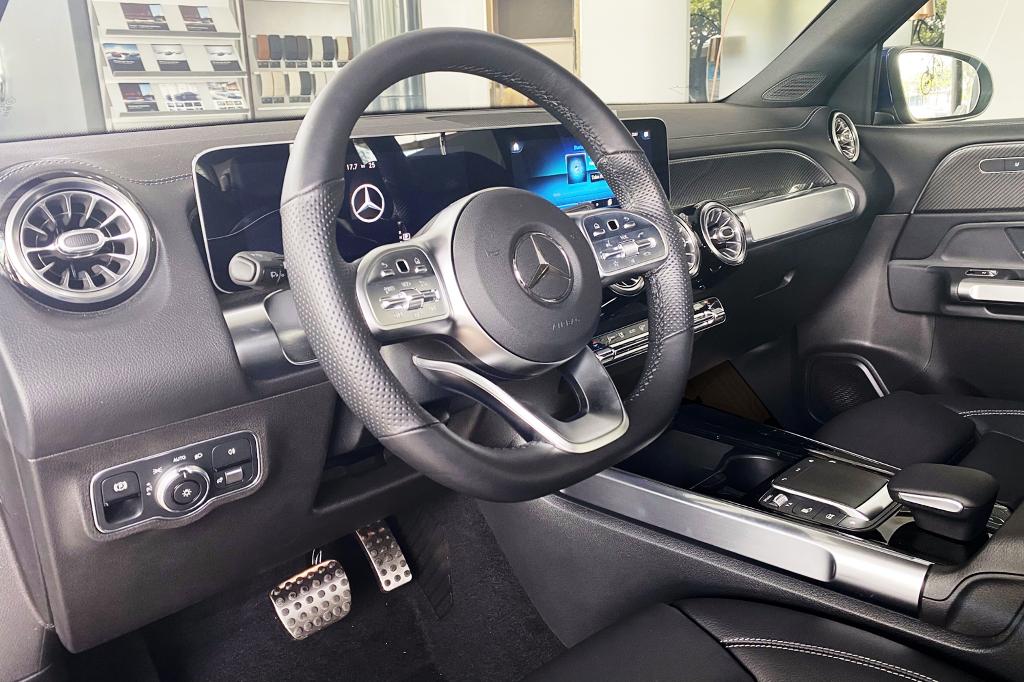Mercedes-Benz GLB ra mat VN anh 5