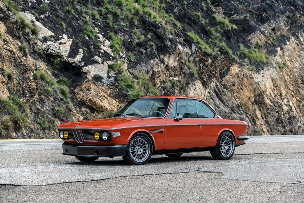 ban do BMW 3.0 CS doi 1974 cua dien vien Iron Man anh 1