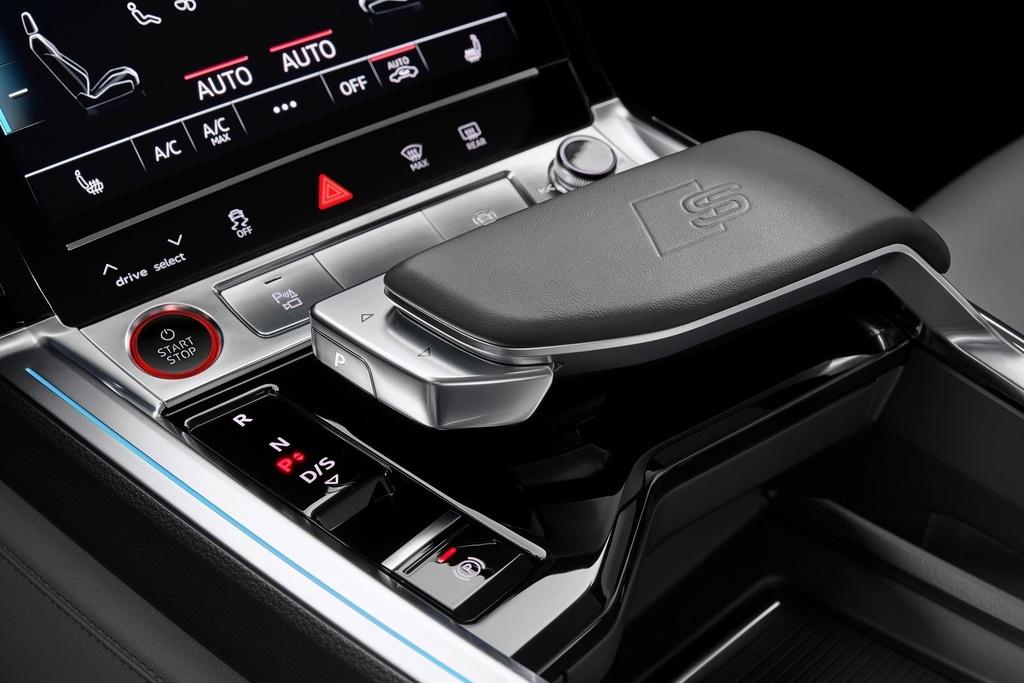 Audi e-tron Sportback  ra mat Anh anh 9