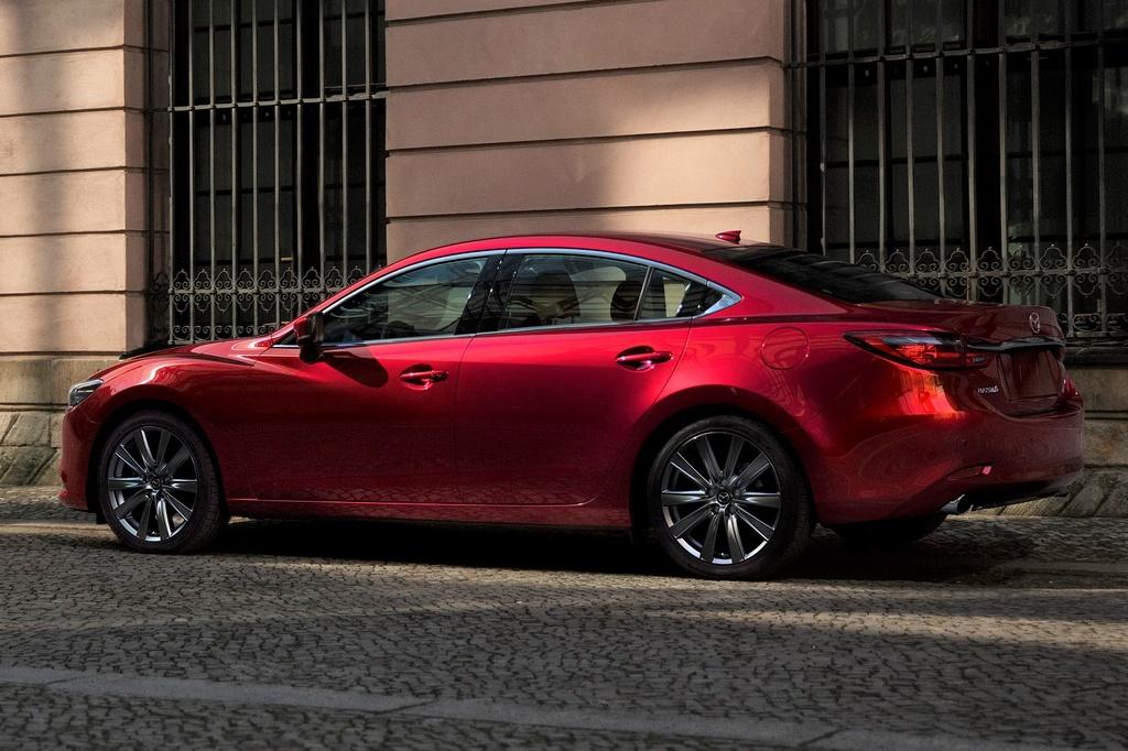 Mazda6 2021 ra mat anh 2